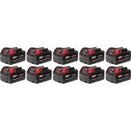 M18ª REDLITHIUMª XC4.0 Extended Capacity Battery Ten Pack