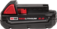 M18ª REDLITHIUMª 2.0 Compact Battery Pack