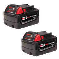 M18 REDLITHIUMª High Capacity Battery Two Pack
