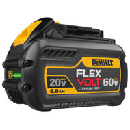 20V/60V MAX FLEXVOLT Battery (6Ah)