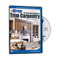 DVD: Pocket Hole Solution to Trim Carpentry