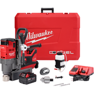 "M18 FUEL䋢 1-1/2"" Magnetic Drill High Demand䋢 Kit"
