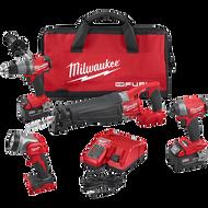 M18 FUELªåÜå¢ 4-Tool Combo Kit