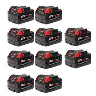 M18ª REDLITHIUMª XC5.0 Extended Capacity Battery (10 Pk)