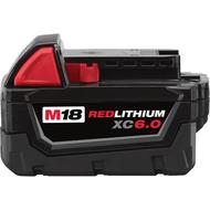 M18ª REDLITHIUMª XC6.0 Battery Pack