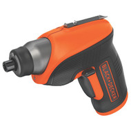 4V MAX* Lithium Rechargeable Screwdriver w/ USB Charger