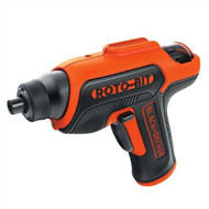 4V MAX* ROTO-BIT Storage Screwdriver