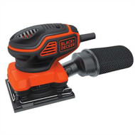 1/4 Sheet Orbital Sander with Paddle Switch Actuation