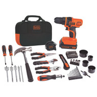 20V MAX* Lithium Ion Drill/Driver + 68 Piece Project Kit