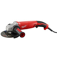 "5""  13 Amp Angle Grinder - Trigger Grip, Lock-On"