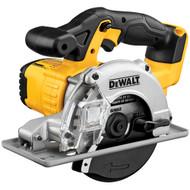 20V MAX Metal Cutting Circular Saw - TOOL ONLY