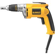 "VSR 0-4,000 rpm Drywall Screwdriver 81""/lb 6.3A w/ 50' whip"