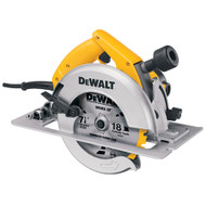 "7-1/4"" Circular Saw w/ Rear Pivot Depth of Cut and Electric Brake 15 Amp"