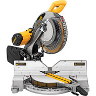 "12"" Double  Bevel Compound Mitre Saw"