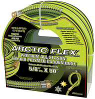 "Arctic FlexTM Garden Hose, 100'x5/8"", Hybride Polymer"