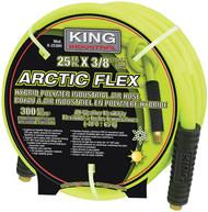 "Arctic FlexTM Industrial Air Hose, 50'x3/8"", Hybride Polymer"