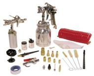 Spray Gun Kit, 43 pc
