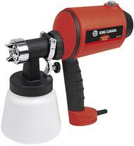 Spray Gun, HVLP, Electric