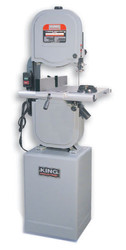 """Bandsaw, 14"""" Floor, Resaw Guide, w/ ind. fence"""