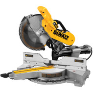 "12"" Sliding Double Bevel Compound Mitre Saw w/ XPS LED Work Light System"