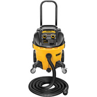 Heavy Duty 10 Gal Dust Extractor Vacuum with automatic filter clean