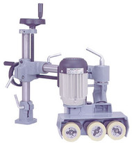 Power Stock Feeder, 4 spd 2.5amp 110V
