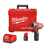 "M12 FUELª 1/4"" Hex 2-Speed Screwdriver Kit"