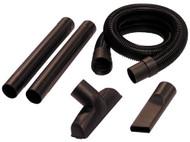 """Thread-on hose kit, 6ft x 2-1/2"""", fits 8520LP, 8530LP, 8540LST"""
