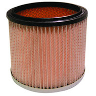 Cartridge filter, high efficiency, fits 8520LP, 8530LP, 8531LP-B, 8540LST