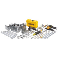 Dewalt 142PC Mechanics Tool Set