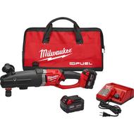 M18 FUELª SUPER HAWGª Right Angle Drill w/ QUIK-LOKª Kit