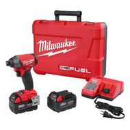 """M18 FUELª 1/4"""" Hex Impact Driver 2 Battery Kit"""