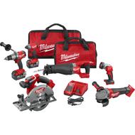 M18 Fuel 6 Tool Combo Kit