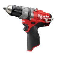 "M12 FUELª 1/2"" Hammer Drill/Driver (Bare Tool)"