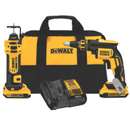20V MAX 2 Tool (DCF620 & DCF886) w/ 2 Batteries (2.0Ah) and Bag