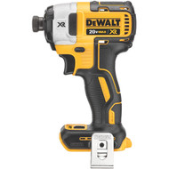 "20V MAX* XR Brushless 1/4"" 3-Speed Impact Driver (Bare)"