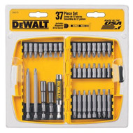 Dewalt 37-Piece Screwdriving Set With Square Recess Mix