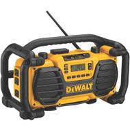 Radio Charger (Charges most 7.2V - 18V Stem DEWALT Batteries) - LiIon / NiCad