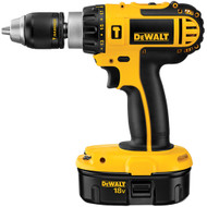 18V Compact Hammerdrill/Driver w/ 2 Batteries and Kit Box