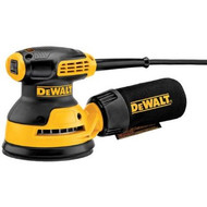 "DWE6421 5"" Random Orbit Sander / Single Speed / H&L pad"
