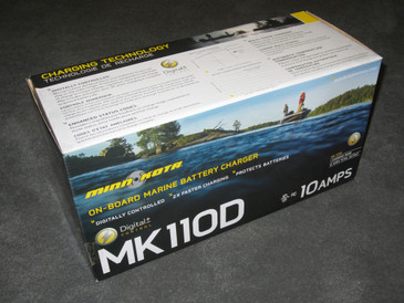 Minn Kota MK110D On-Board Battery Charger