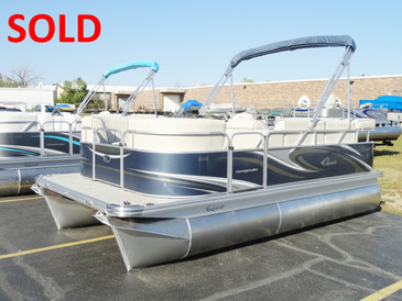 2019 Qwest LS 816 CRUISE SD - STEEL BLUE - 26442 - SOLD