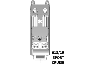 2019 Paddle Qwest 618 Sport Cruise - 26837