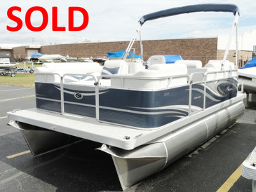 2019 Qwest Adventure 816 CTR - STEEL BLUE - 27984 - SOLD