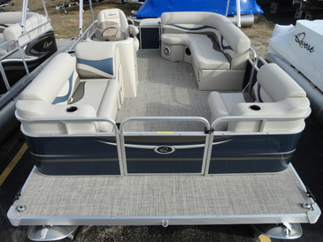 2019 Qwest Edge 816 CR - STEEL BLUE - May '19