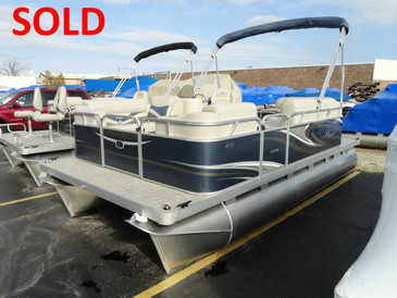 2019 Qwest Edge 816 CR - STEEL BLUE - 27985 - SOLD