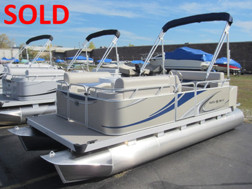 2021 Paddle Qwest 617 Family Cruise - PLATINUM/BLUEBERRY - SOLD