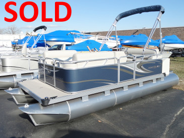 2021 Paddle Qwest 617 Family Cruise - Steel Blue - 11-5 - SOLD