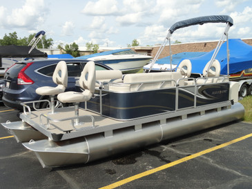 2021 Paddle Qwest 618 Sport Cruise - ADJUSTABLE - Steel Blue - 30217