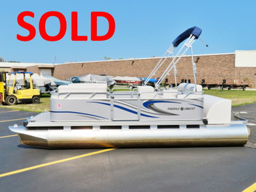 USED 2017 Paddle Qwest 617 Family Cruise - ELECTRIC - 22735 - SOLD
